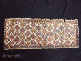 Antique Shahsavan Sumak Panel