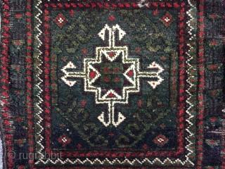 Antique Baluch Bag Size:35x38 cm