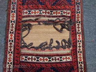 Antique Baluch Saddlebag