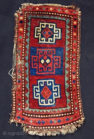 Antique East Anatolian Savak Yastık  size.84x45cm