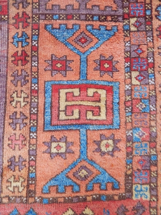 Antique Central East Anatolian Sarkısla Rug