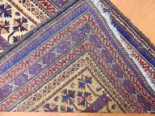 Antique Baluch Prayer Rug  Size.160x82 cm
