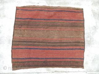 Antique Baluch Bag size.61x67cm