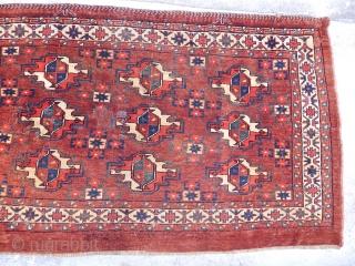 Antique Turkmen Yamut Torba Size.70x105cm