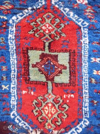 Antique East Anatolian Yörük Yastık