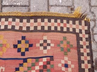 Antique Lori kurdish kilim