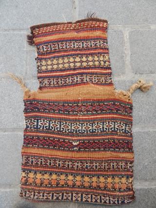 Antique Avsar Saltbag