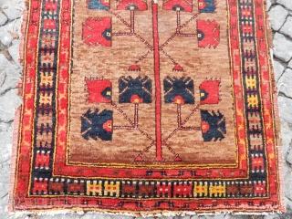 Antique Anatolian Karapınar Rug  size.180x95cm