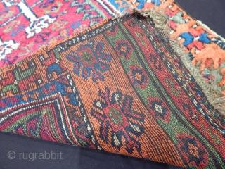 Antique East Anatolian Yörük Rug