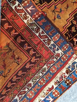 Central Anatolian Konya Prayer Rug