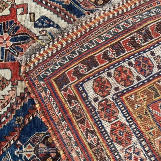 Qashqai,south Persia,circa 1900..209×132 cm