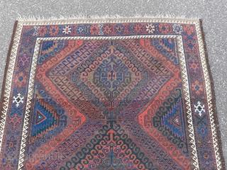 Beautiful Baluch Mushvani size 265 x 130 cm