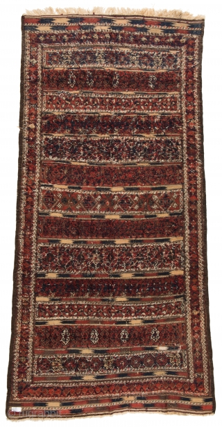 Lot 60, Baluch kilim, start price: € 340, Auction 30th April 3pm, http://www.liveauctioneers.com/auctioneers/LOT44821925.html