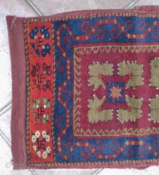 Gelveri Yastık 19th Century size:105x48 cm