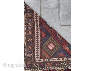 Persian Çaf kurdish Rug  Size:94x66cm