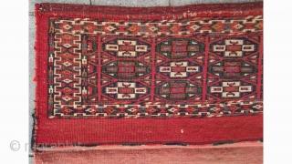 Turkmen Yamud Torba Size:63x32 cm