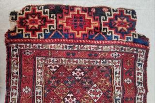 "Shahsewan bagface Size:58x67cm/1'11""x2'2"