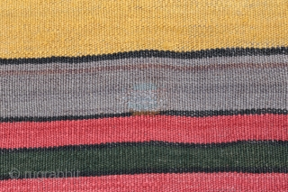 Malatya or Antep ?  chuval , wondeful warm colors . Two small repairs , early twenty century . Size 152/118 cm