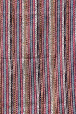 Old fragment wool belt , nice naturel colors . 19 century  Size : 130/78 cm