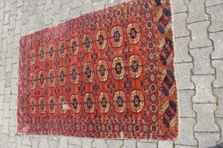 Tekke Turkmenistan Second Half 19TH Century