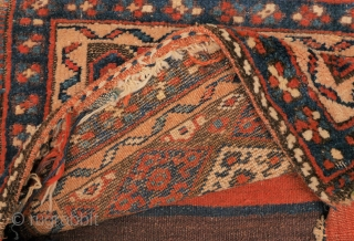 Rare Kurdish bag, maybe from the caucasus, good age