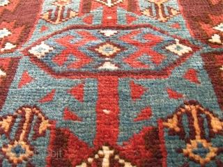 small Kepse-Gul rug