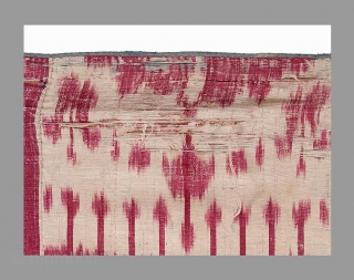 Uzbek Ikat Parda