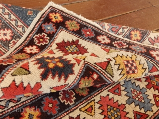 BID! NOW ON EBAY -SELLING SUNDAY EVE-- ITEM# 233964129608 --MAYBE IT WILL SELL CHEAP??BEST CONDITION SHIRVAN RUG - NARROW 3 X 8 FT SIZE- FULL PILE WITH NO CONDITION ISSUES   NEEDS A  ...