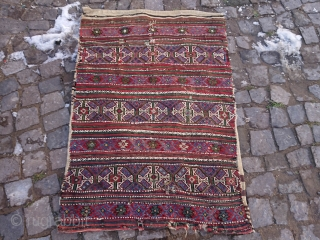 Central Anatolian cuval size_130x88 cm