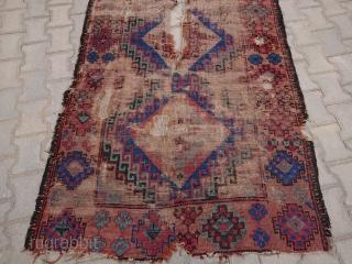 Central Anatolian Cappadocia rug size=290x120 cm