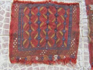 Anatolian  obruk bagface two piece