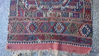 19th Malatya camel sack face Size =180*90 cm