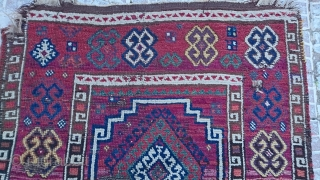 Anatola kurdis runners rug size=395x96 cm