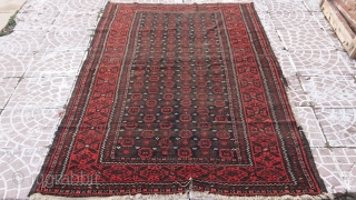 Antique Beluc rug Size 200*113