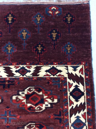Yomut Turkmen Main Carpet,