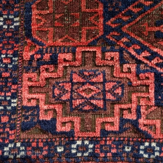 Antique Baluch, 162x88cm, natural colours