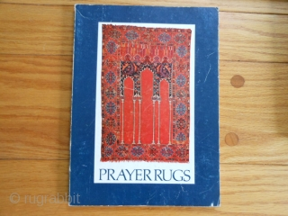 4 Oriental Rug Books:  Prayer Rugs Textile Museum, 1974, soft cover, good condition.  Oriental Rugs Smithsonian Cooper-Hewitt, 1979, hard cover, dust jacket, good condition.  Oriental rugs, Mumford, 1902, hard cover, fair condition.  Oriental Rugs, Holt, 1927,  ...