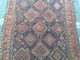 Persian Shiraz or Kashkai size: 205x155-cm please ask