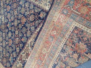 Antiqe Persian mint condishen size:188x128-cm good price