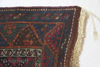 Anatolian   Carpet ID: 5484AS Size: 209x138cm  Thickness approx: 14 mm Made around: 1910 Pile: Wool