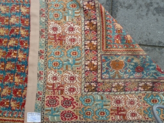 Turkish Giordes Rug, 200 x 150 Cm ( pictures added )