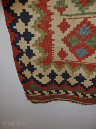 Amazing SW Persian Kilim 
