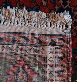 """Derbent, Dagestan, Caucasian, wool on cotton, ca 180 cm x 87 cm. Good overall condition,thick piled,  no holes, repaires, etc. around 1900. price including worldwide transport.  Listening; """"Pharoah Sanders - Harvest Time"""""""