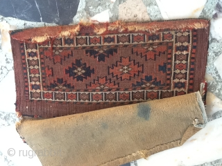 Yamut torba  19th century