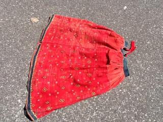 Uzbek skirt, very exceptional and just original