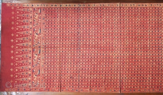 Sumatra | Early 20th C Batik