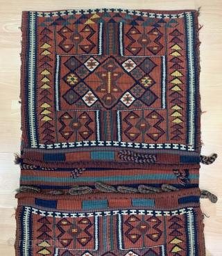 Eastern Anatolian Heybe Size 65x120 cm / 2'1'' x 3'9''