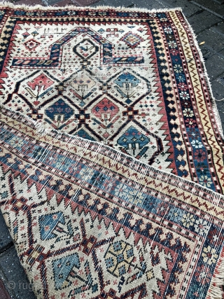 Sirvan prayer rug 83 x 130 cm