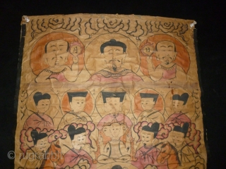 19th Century Chinese Painting on paper