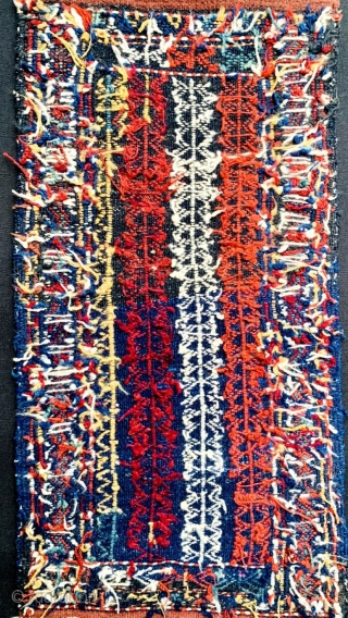 Quchian kordi sumak 1890circa all good colors and in perfect condition size98x34cm